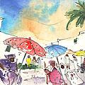 Market In Teguise In Lanzarote 01 by Miki De Goodaboom