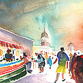 Market In Teguise In Lanzarote 06 by Miki De Goodaboom