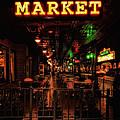 Market On Houston by Wayne Kondoff