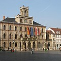 Market Place Weimar - Unesco Heritage Site by Christiane Schulze Art And Photography