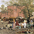 Market Plaza by Thomas Allen