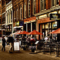 Market Square - Knoxville Tennessee by David Patterson
