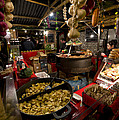 Market Stall by Andrew James