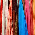 Market Wares - Granada Spain by Rick Locke
