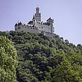 Marksburg Castle 14 by Teresa Mucha