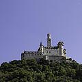 Marksburg Castle 19 by Teresa Mucha