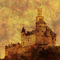 Marksburg Castle In The Rhine River Valley by Greg Matchick