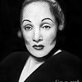 Marlene Dietrich by Peter Piatt