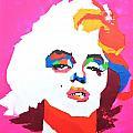 Marlyn Monroe by Edgar Rafael