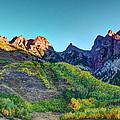 Maroon Bells National Recreation Area by Allen Beatty