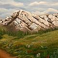 Maroon Trail Splendor by Sheri Keith