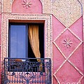 Marrakesh Balcony by Brian Raggatt