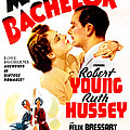 Married Bachelor, Us Poster, Ruth by Everett