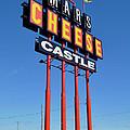 Mars Cheese Castle by David Dittmann