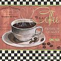 Marsala Coffee 1 by Debbie DeWitt