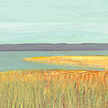 Marsh Study by Denise Waldron
