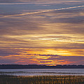 Marsh Sunset by Phill Doherty