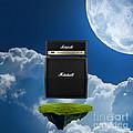 Marshall Amp by Marvin Blaine