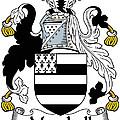 Marshall Coat Of Arms Irish by Heraldry