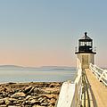 Marshall Point Lighthouse Maine by Marianne Campolongo