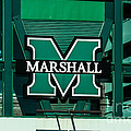 Marshall University by Tommy Anderson