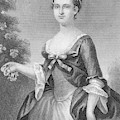 Martha Washington (1732-1801) by Granger