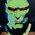 Martian Manhunter - A Close Encounter by Kelly Hartman