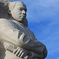 Martin Luther King Jr Monument Detail by John Cardamone