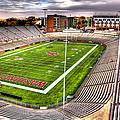 Martin Stadium At Washington State by David Patterson