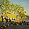Martine's Riverhouse by Lynda Evans