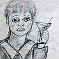 Martini Girl by Catherine Ratliff