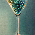 Martini Glass by Sarah Parks