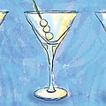 Martini Lunch by Alison Stein