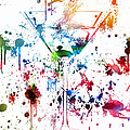 Martini Watercolor  by Dan Sproul