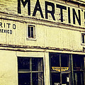 Martins General Store by Steven Bateson