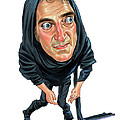 Marty Feldman As Igor by Art