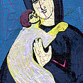 Mary And The Baby Jesus by Genevieve Esson