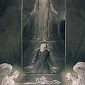 Mary Magdalene At The Sepulchre by William Blake