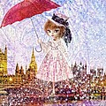 Mary Poppins by Mo T