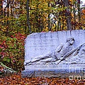 Maryland Monument At Gettysburg by Paul W Faust -  Impressions of Light