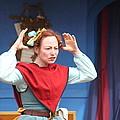 Maryland Renaissance Festival - A Fool Named O - 121217 by DC Photographer