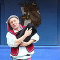 Maryland Renaissance Festival - A Fool Named O - 121219 by DC Photographer