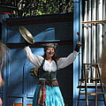 Maryland Renaissance Festival - A Fool Named O - 121223 by DC Photographer