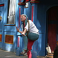 Maryland Renaissance Festival - A Fool Named O - 121235 by DC Photographer