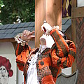 Maryland Renaissance Festival - Johnny Fox Sword Swallower - 121215 by DC Photographer