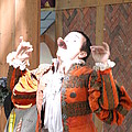 Maryland Renaissance Festival - Johnny Fox Sword Swallower - 121219 by DC Photographer