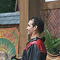 Maryland Renaissance Festival - Johnny Fox Sword Swallower - 121271 by DC Photographer