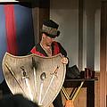 Maryland Renaissance Festival - Johnny Fox Sword Swallower - 121275 by DC Photographer