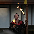Maryland Renaissance Festival - Johnny Fox Sword Swallower - 121285 by DC Photographer