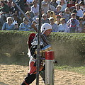 Maryland Renaissance Festival - Jousting And Sword Fighting - 1212119 by DC Photographer